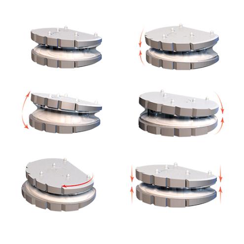 LP-ESP Lumbar disc prosthesis2